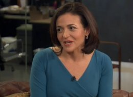 Why Sheryl Sandberg Changed Her Mind On This Word