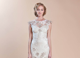 These Lace Wedding Dresses Are A Spring Bride's Dream Come True