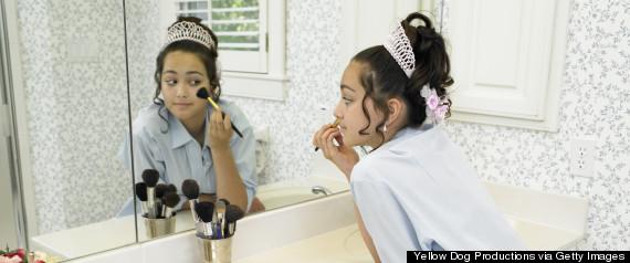 teen mirror