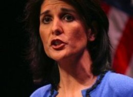 Nikki Haley Governor Race
