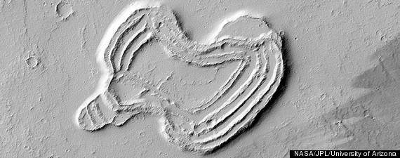 hearts on mars