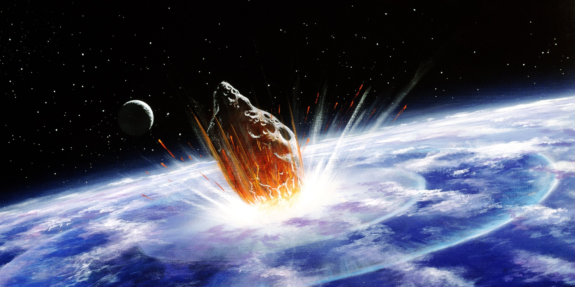 If You Think That Dino-Killing Asteroid Was Big, Wait Till ...