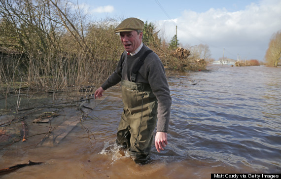 nigel farage floods