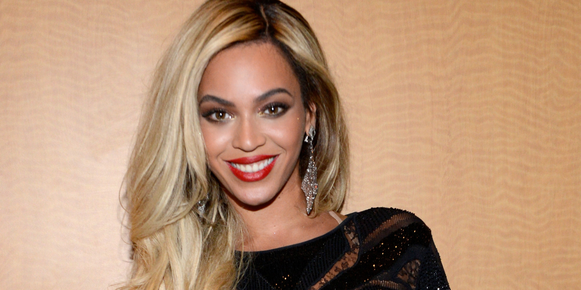 Beyonce Goes Makeup Free in