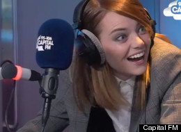 Watch Emma Stone Freak Out As She Meets Mel C