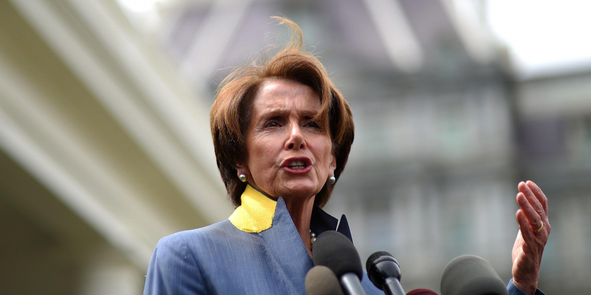 Nancy pelosi options trading