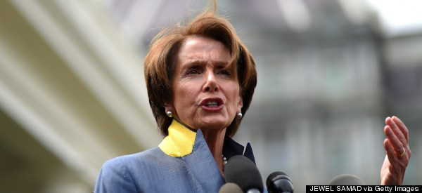 Nancy Pelosi Says Delay On Immigration Reform Is Related To Race