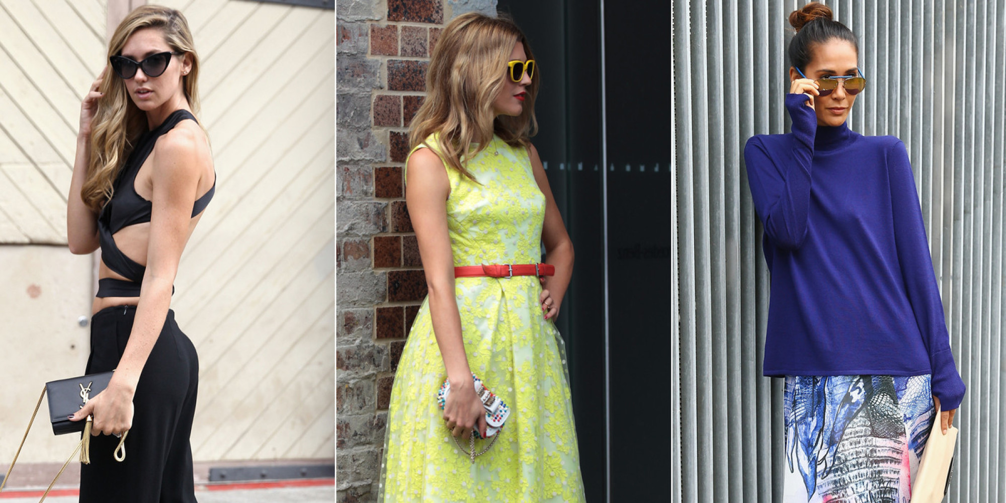 These Australia Fashion Week 2014 Street Style Photos Are Proof That Things Are Fab Down Under