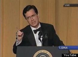 Stephen Colbert Gets Letterman's Job - Here's A Reminder Of His Brilliance