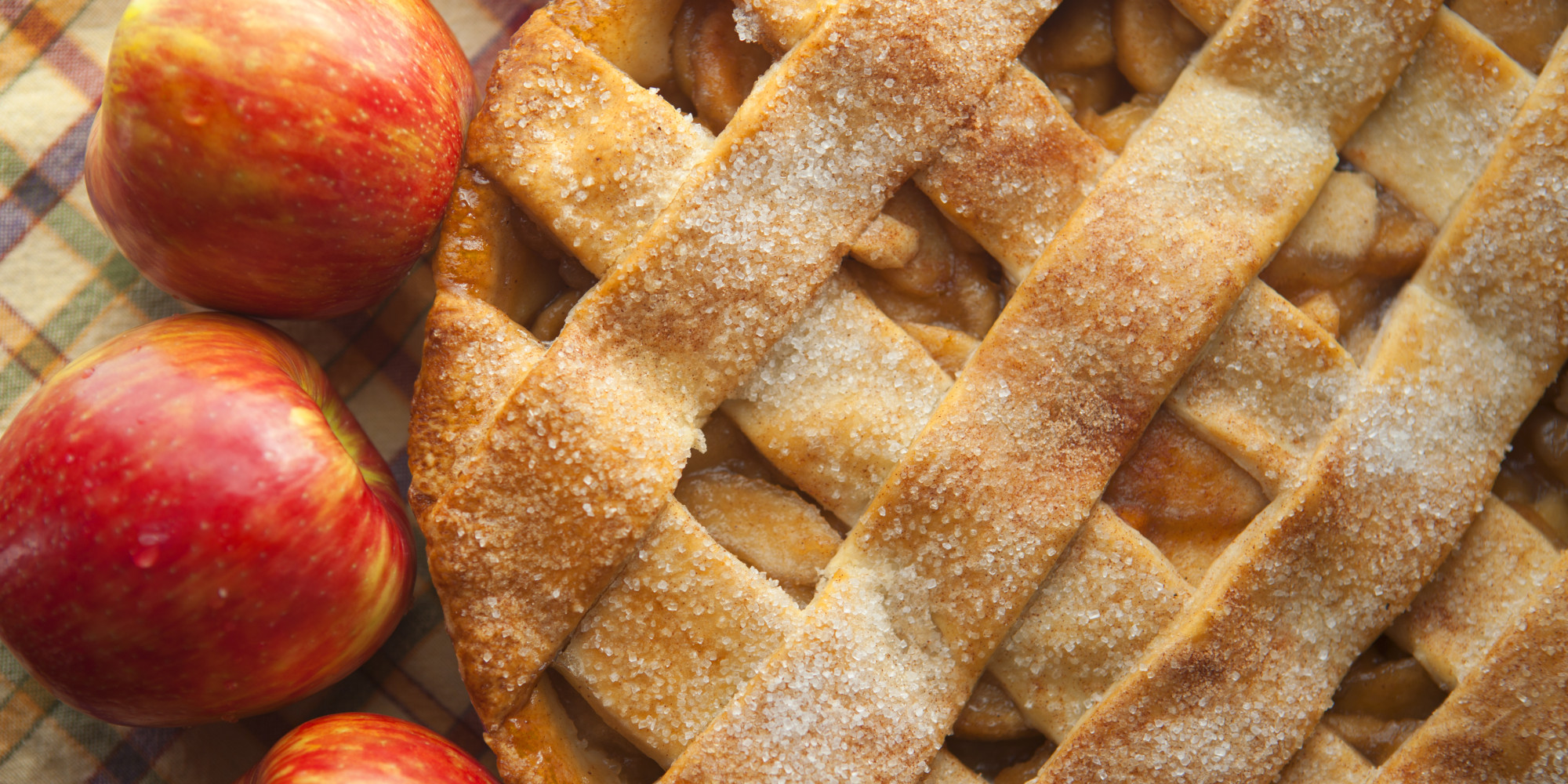 A Slice Of Apple Pie Huffpost