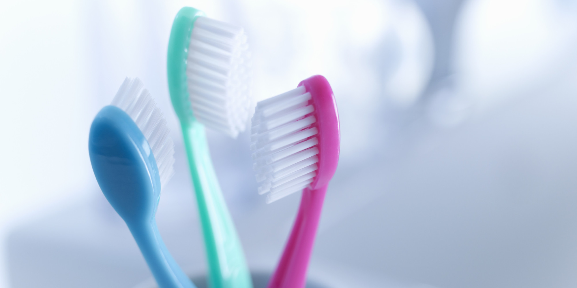 The Disgusting Truth About Your Toothbrush Huffpost