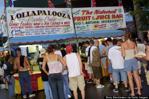 food lollapalooza