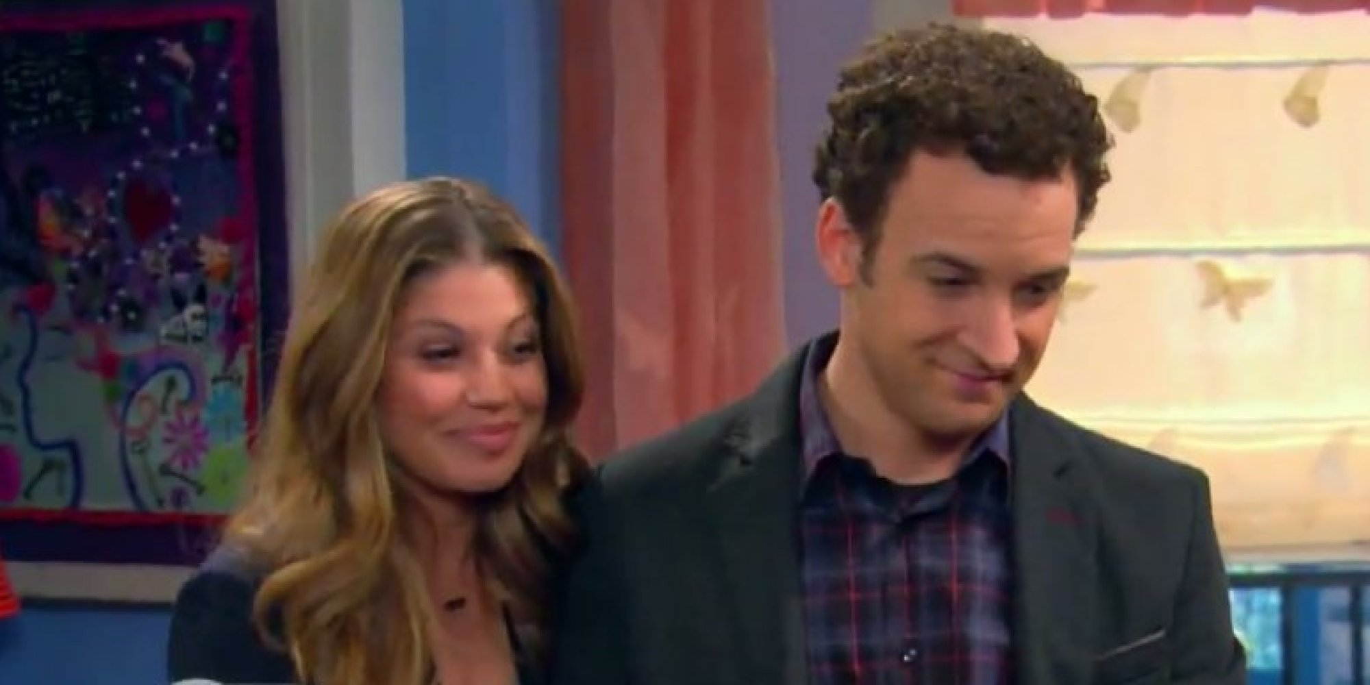 Audition tape for girl meets world