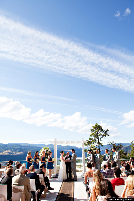 Best Wedding Venues In BC PHOTOS