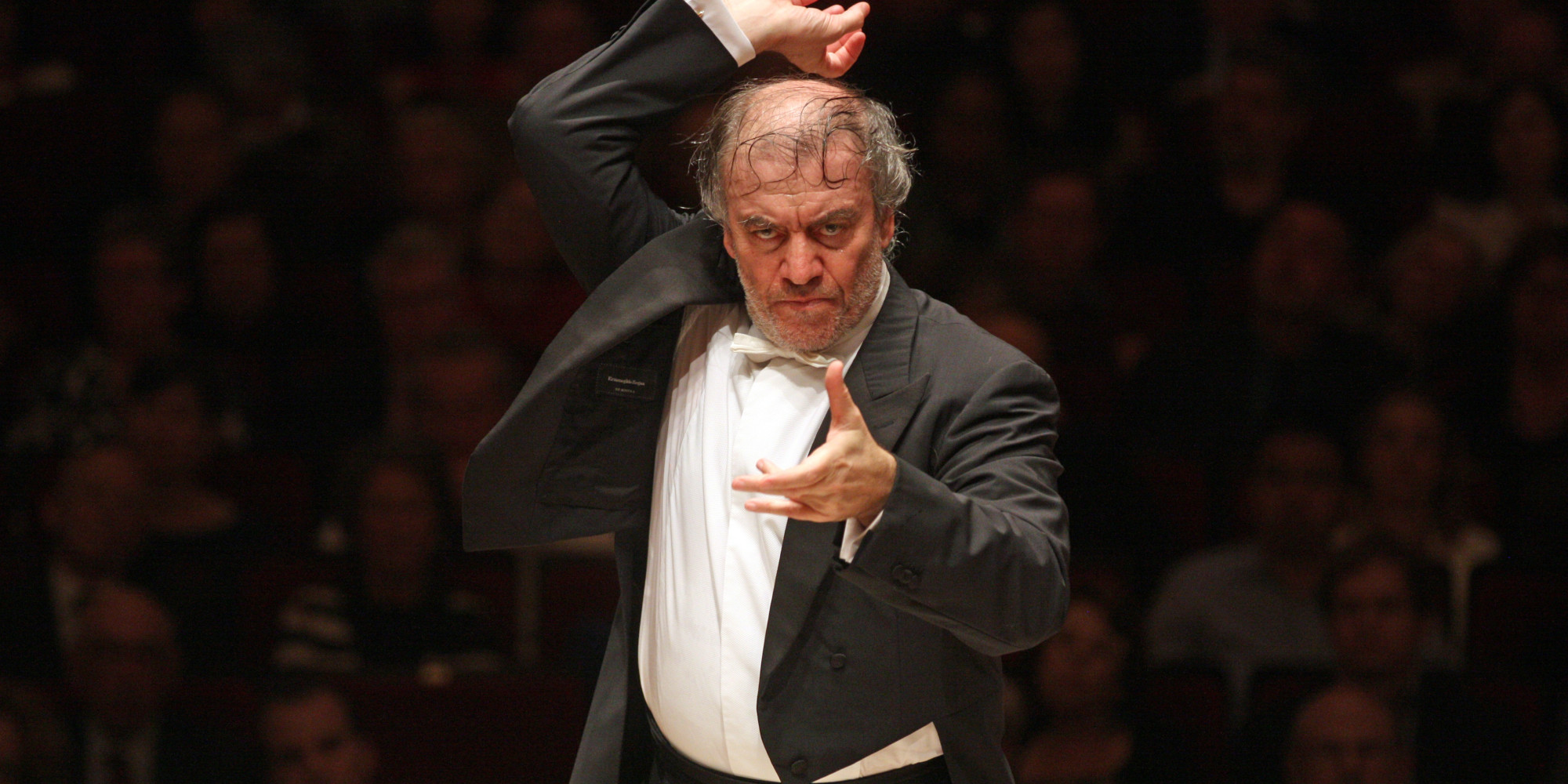 Valery Gergiev Faces The Music Over Support For Russian