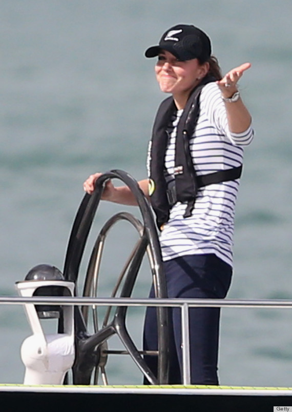 kate boat race