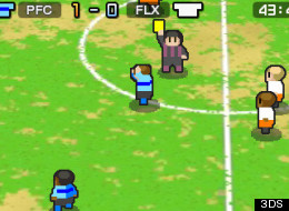 'Nintendo Pocket Football Club' 3DS Review