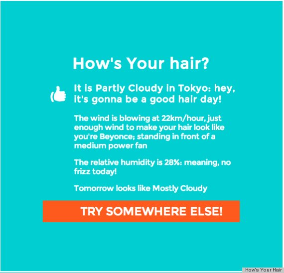 tokyo hows your hair