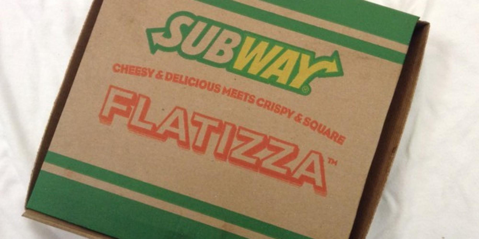 Subway Has a New Menu Item