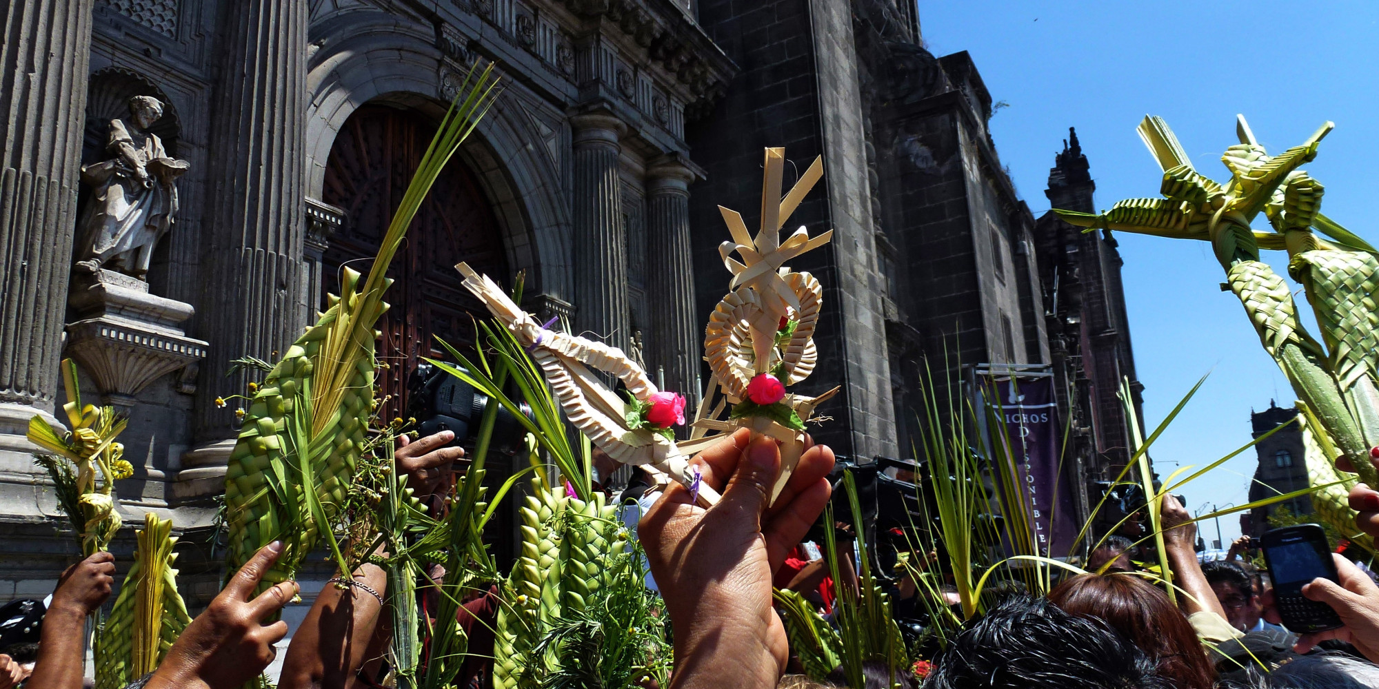 Palm The History And Traditions, Of Sunday Dates, 2014: