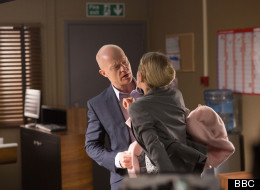 'EastEnders' Spoiler: Max and Lucy's Dramatic Row