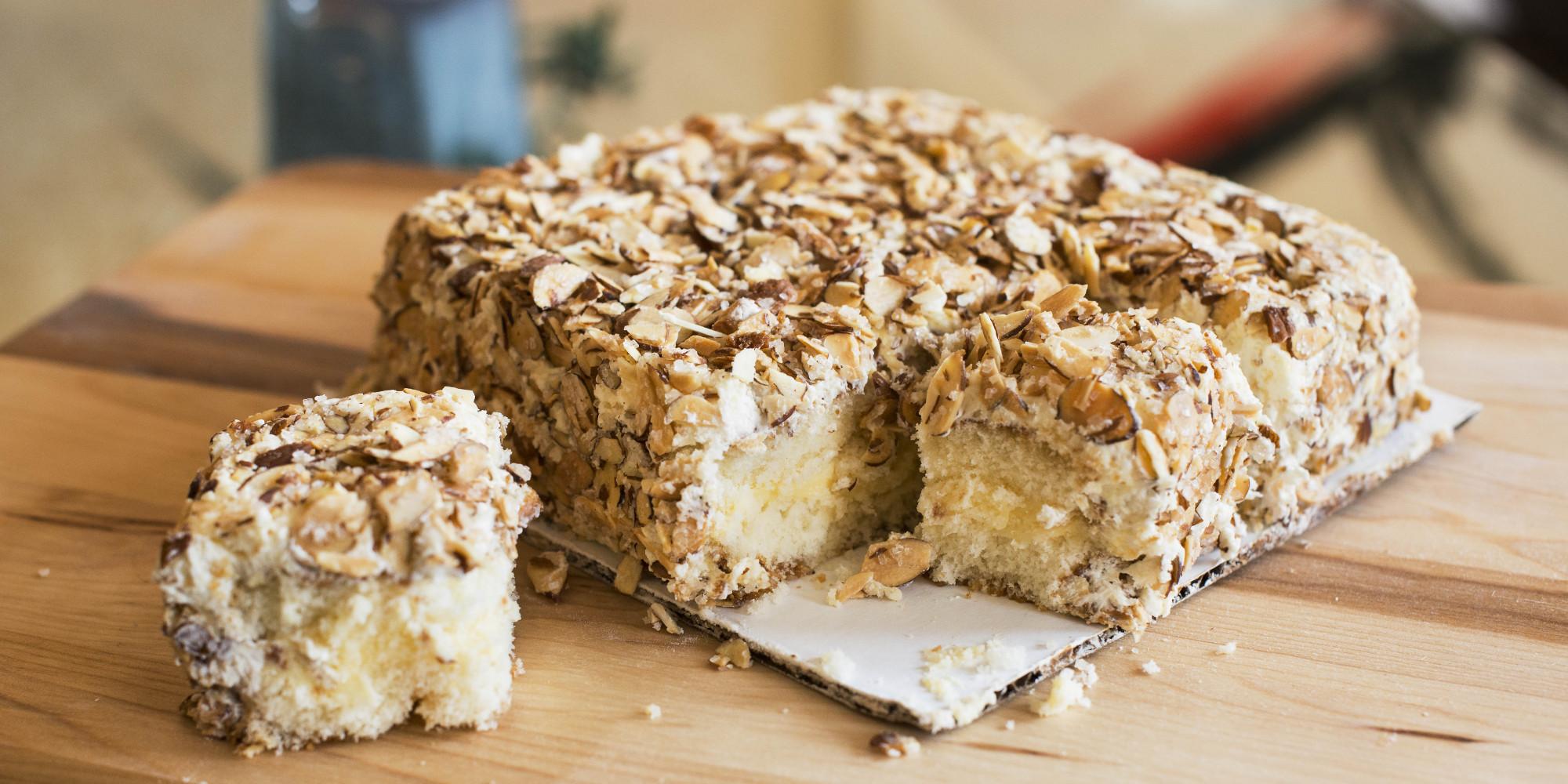 Prantl S Burnt Almond Cake Recipe