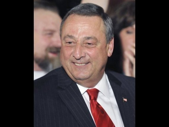 Paul Lepage Maine Governor