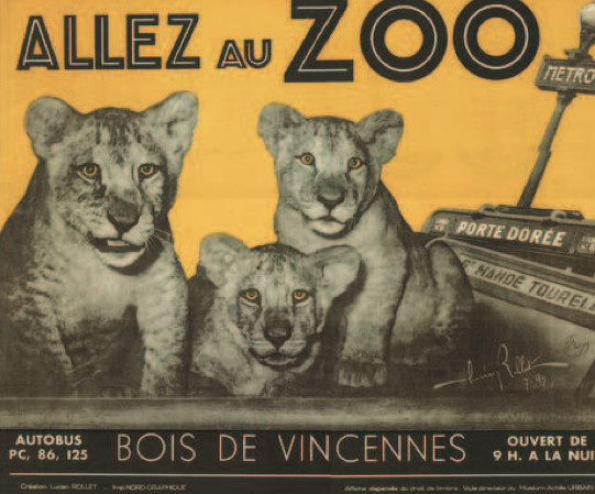 zoo de vincennes