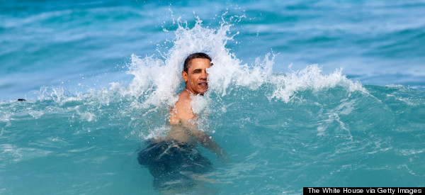 Obama The Pacific Islander Looks To The Ocean Of The 21st Century