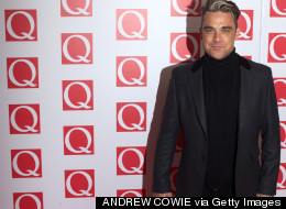 Robbie Williams Favourite To Replace Kylie On 'The Voice'