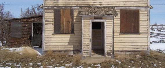GHOST TOWNS ALBERTA
