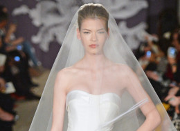 Carolina Herrera's New Wedding Dress Collection Is Classic And Then Some