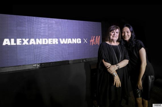 hm and alexander wang