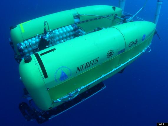 deep submarine