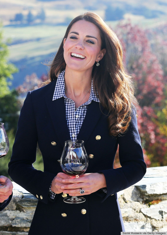 Kate Middleton Is Sophisticated Amp Sporty Chic All In One
