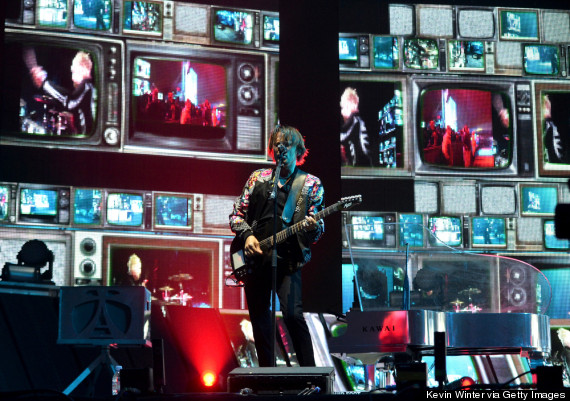 muse coachella