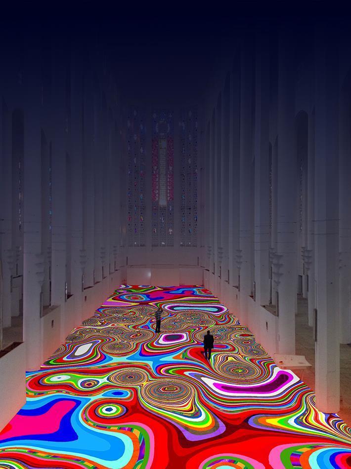 tapis magique
