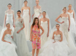 The Monique Lhuillier Wedding Collection You've Been Wanting To See