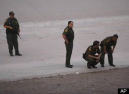 Mexico Border Patrol Shooting