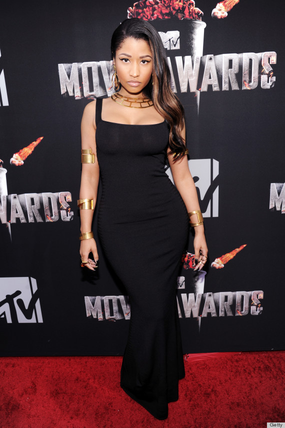 We Almost Didn T Recognize Nicki Minaj At The 2014 Mtv