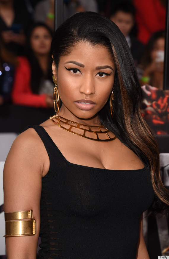 Nicki Minaj 2014 MTV VMA Performance: Intentional Wardrobe ...