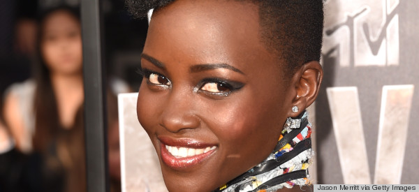 Lupita Is On Point At The MTV Movie Awards, Because Duh