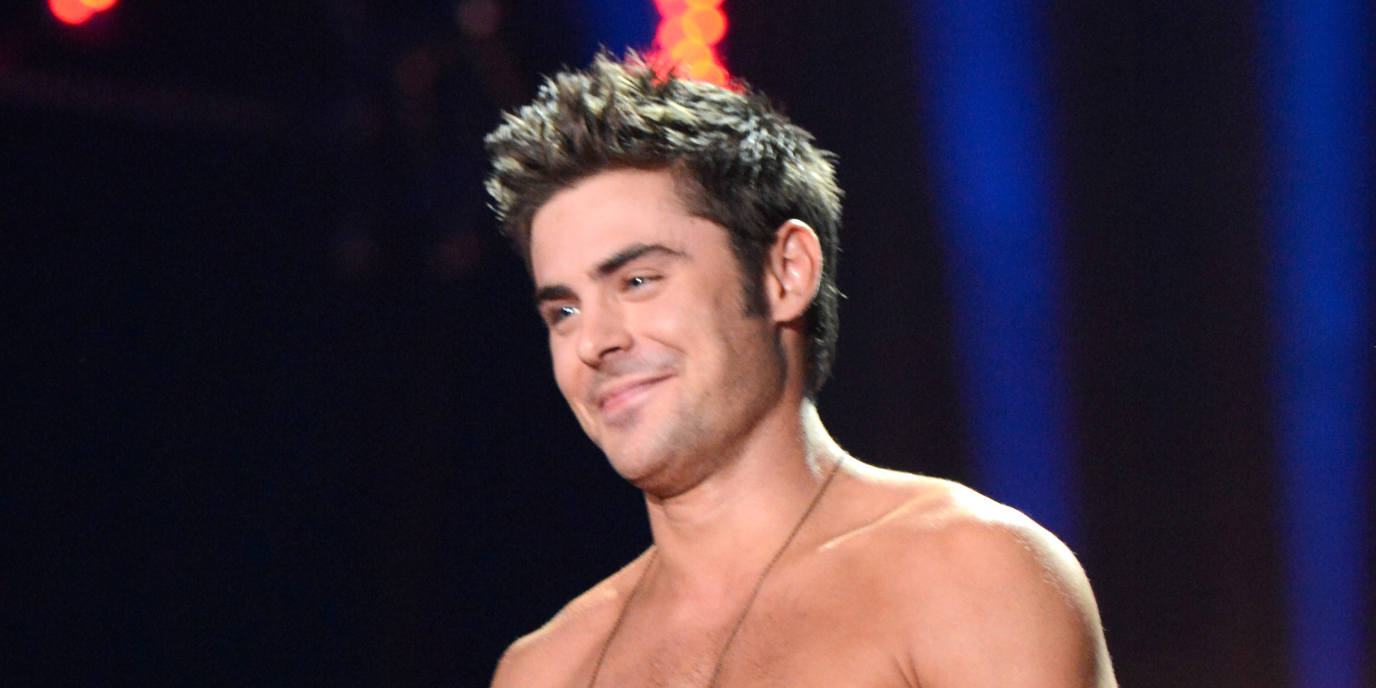 Zac Efron Took His Shirt Off At The MTV Movie Awards ... Zac Efron Movies