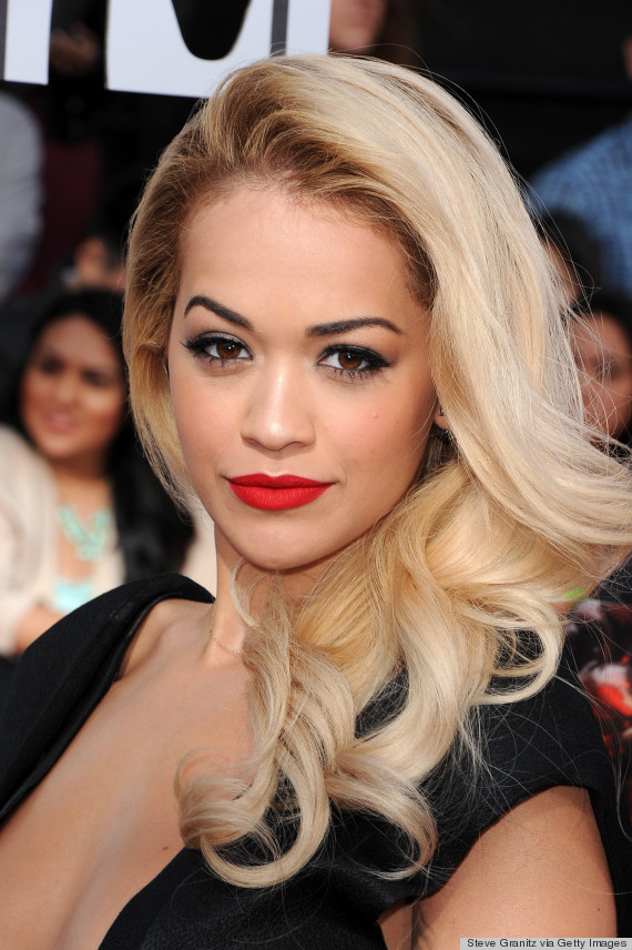 rita ora red carpet mtv