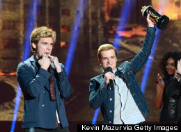 MTV Movie Awards 2014: Full Winners List