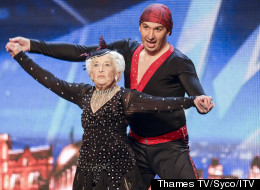 WATCH: Paddy And Nico's Amazing 'BGT' Audition