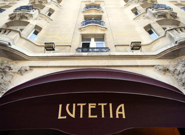 R novation du lutetia l 39 h tel lieu de m moire de paris ferme pour tro - Hotel lutetia renovation ...