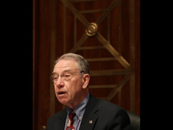 Chuck Grassley Oil Spill