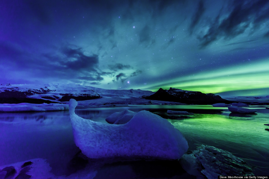 This Time Lapse Video Makes Iceland Look Like A Science Fiction
