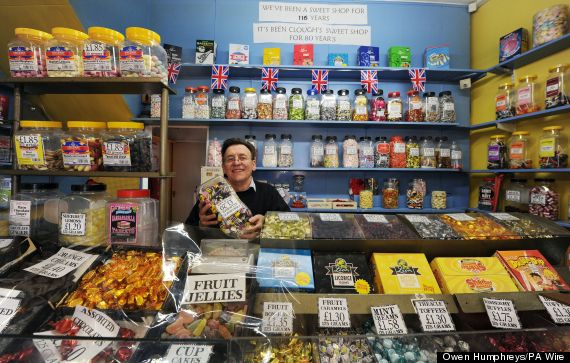 cloughs of heaton sweet shop
